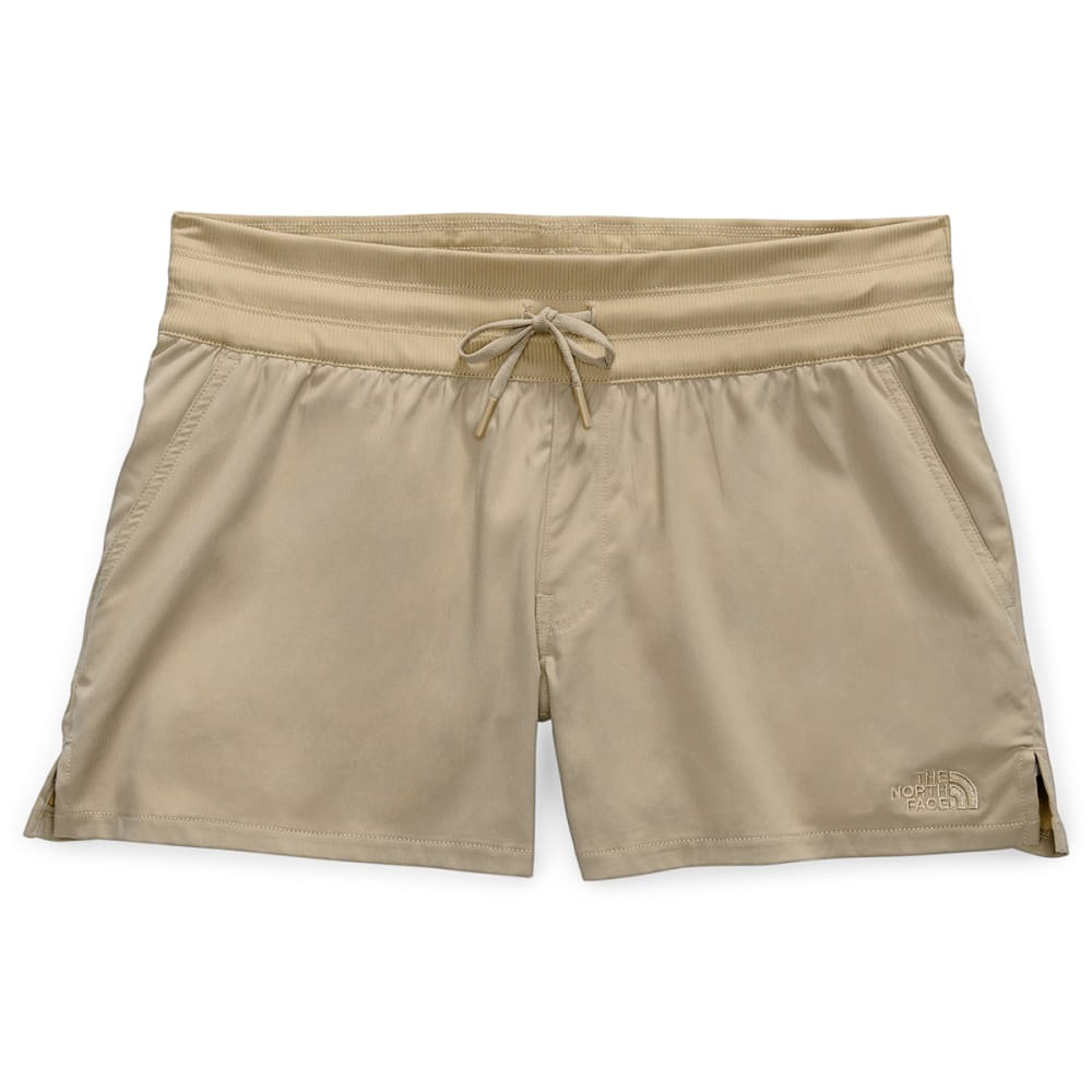 THE NORTH FACE Women's Aphrodite Motion Shorts - ZDL TWILL BEIGE