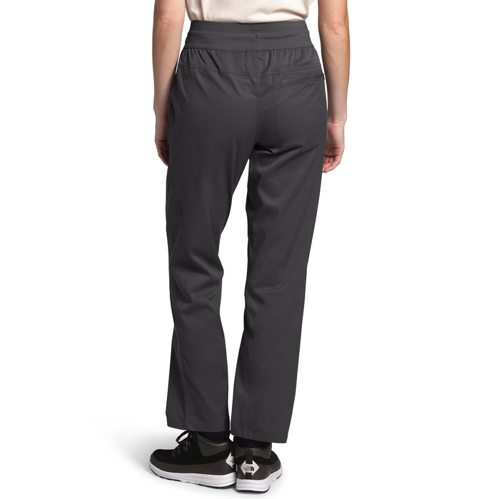 THE NORTH FACE Women's Aphrodite Motion Pants - 044-CHARCOAL