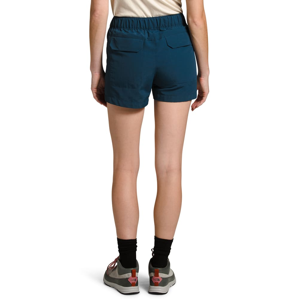 THE NORTH FACE Women's Class V Hiking Shorts - N4L BLUE WING TEAL
