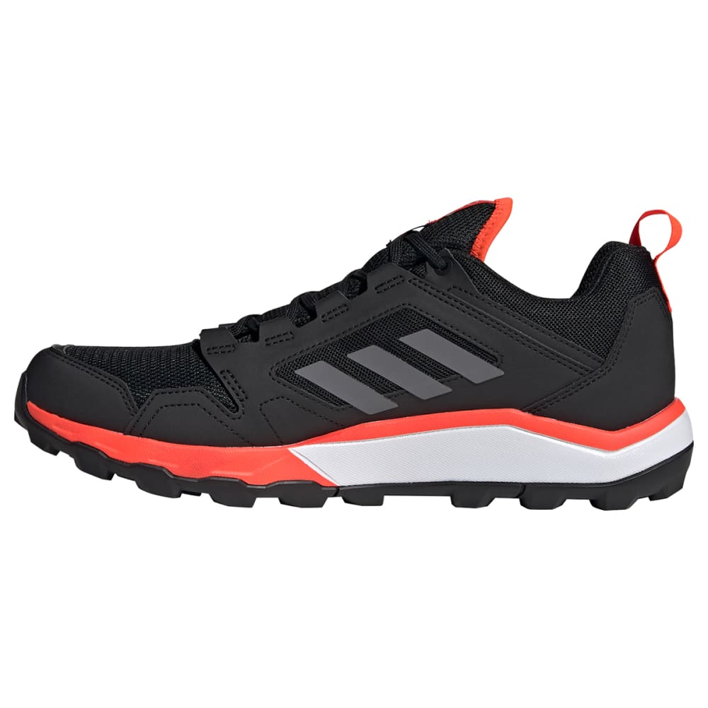 ADIDAS Men's Terrex Agravic TR GTX Trail Running Shoes - BLACK/GREY FOUR