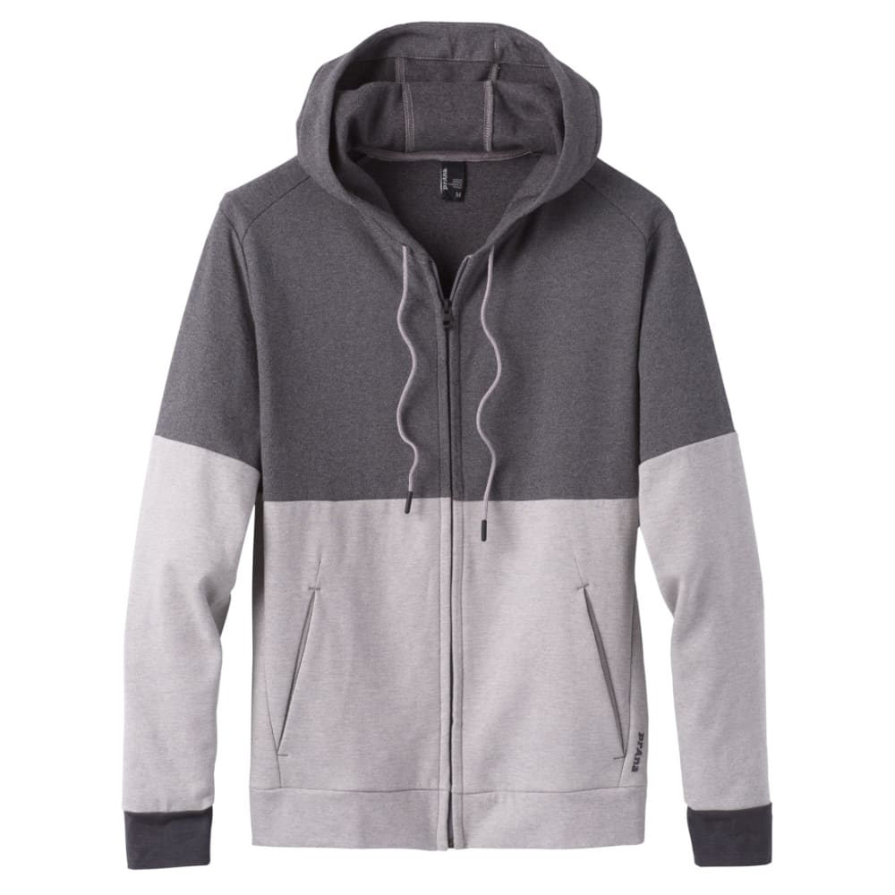 PRANA Men's Theon Full-Zip Hoodie M