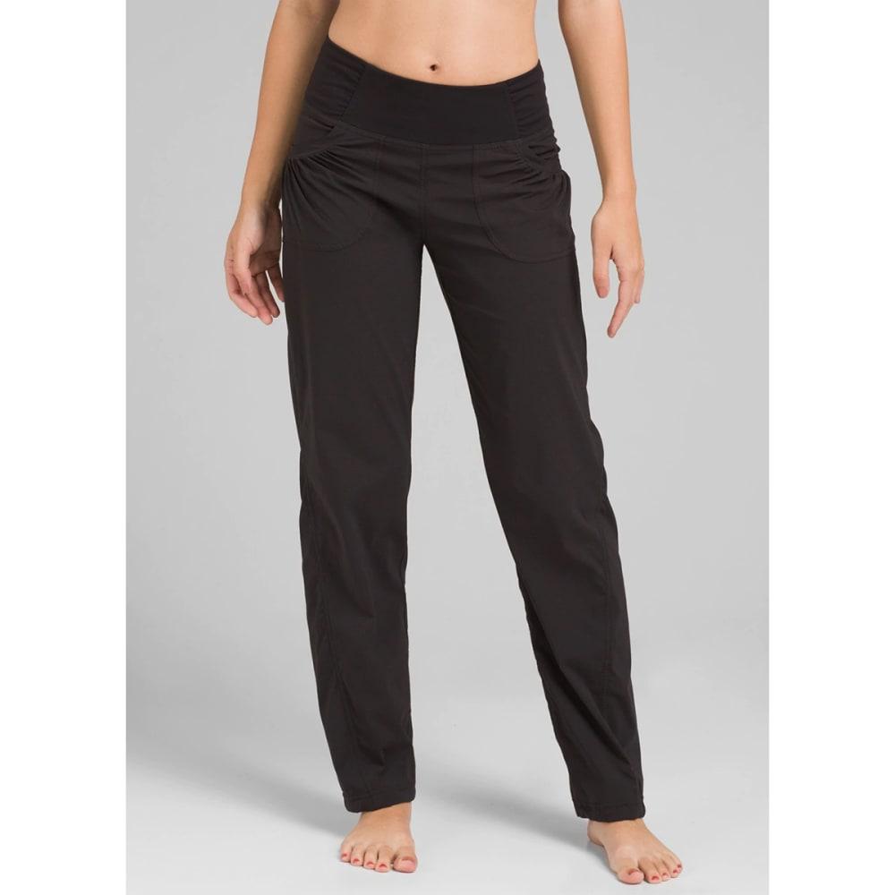 PRANA Women's Summit Pants - BLACK