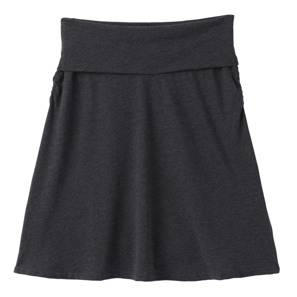 PRANA Women's Valencie Skirt - BLACK