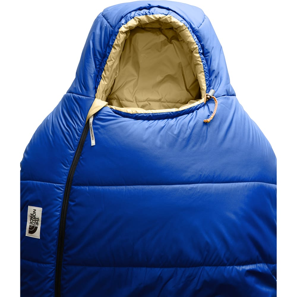 THE NORTH FACE Eco Trail 20 Synthetic Sleeping Bag - TNF BLUE/HEMP