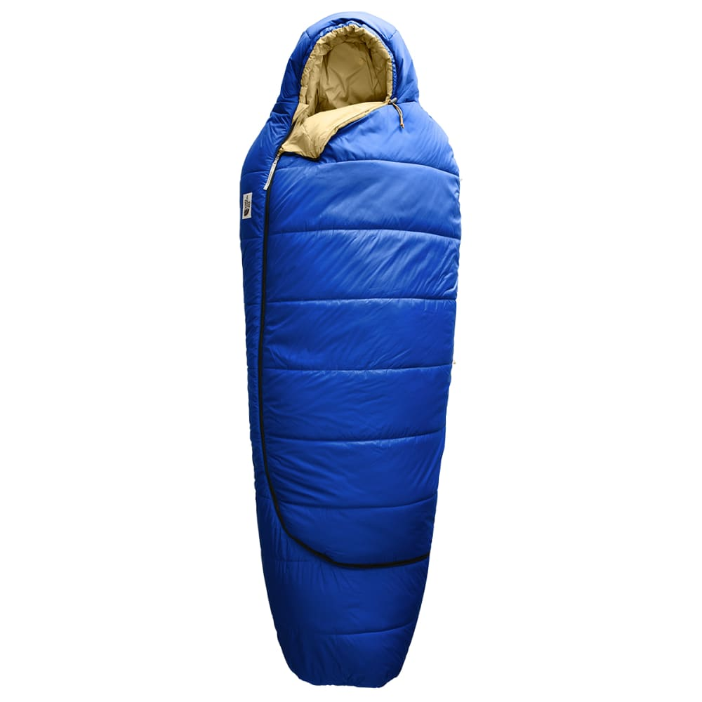 THE NORTH FACE Eco Trail 20 Synthetic Sleeping Bag, Long - TNF BLUE/HEMP