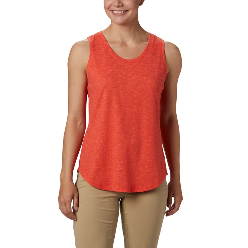 COLUMBIA Women's Cades Cap Tank Top S