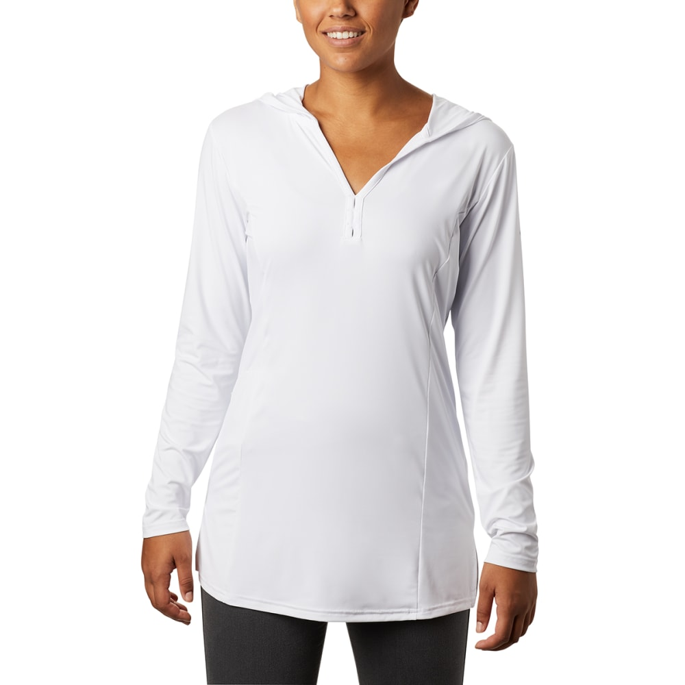 COLUMBIA Women's Chill River Hooded Tunic S