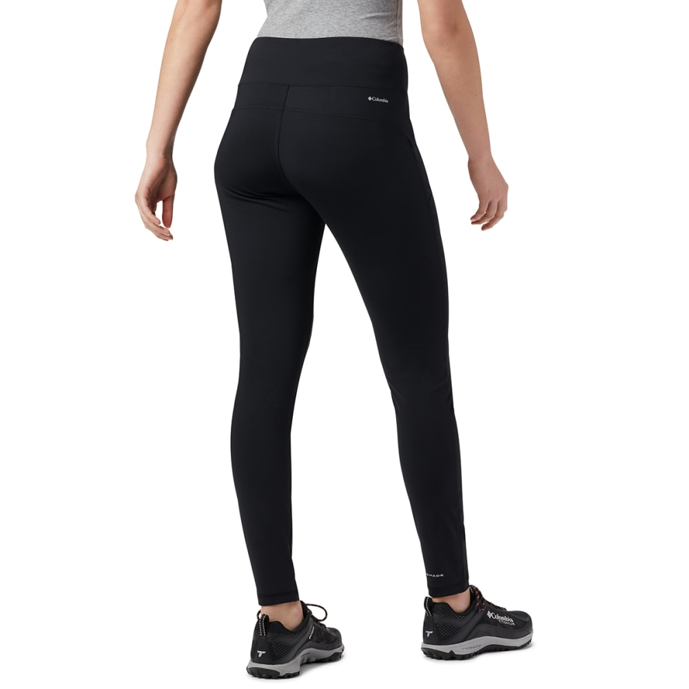 COLUMBIA Women's Place to Place Highrise Legging - 010 BLACK