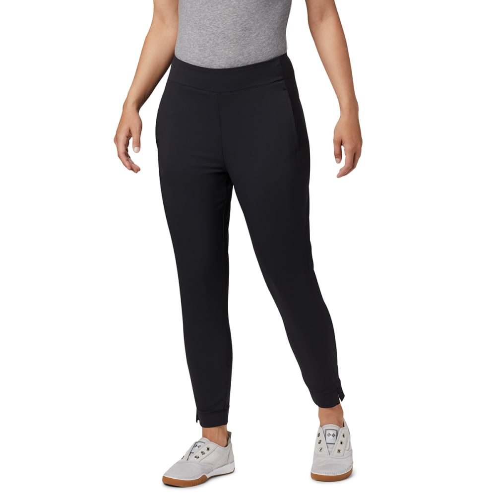 COLUMBIA Women's Firwood Crossing Pull-On Pant - 010 T BLACK