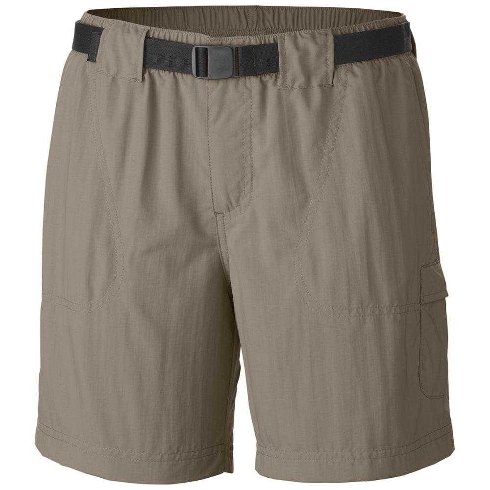 COLUMBIA Women's Sandy River Cargo Shorts L