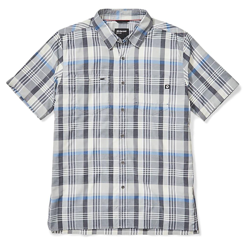 MARMOT Men's Short-Sleeve Innesdale Shirt L
