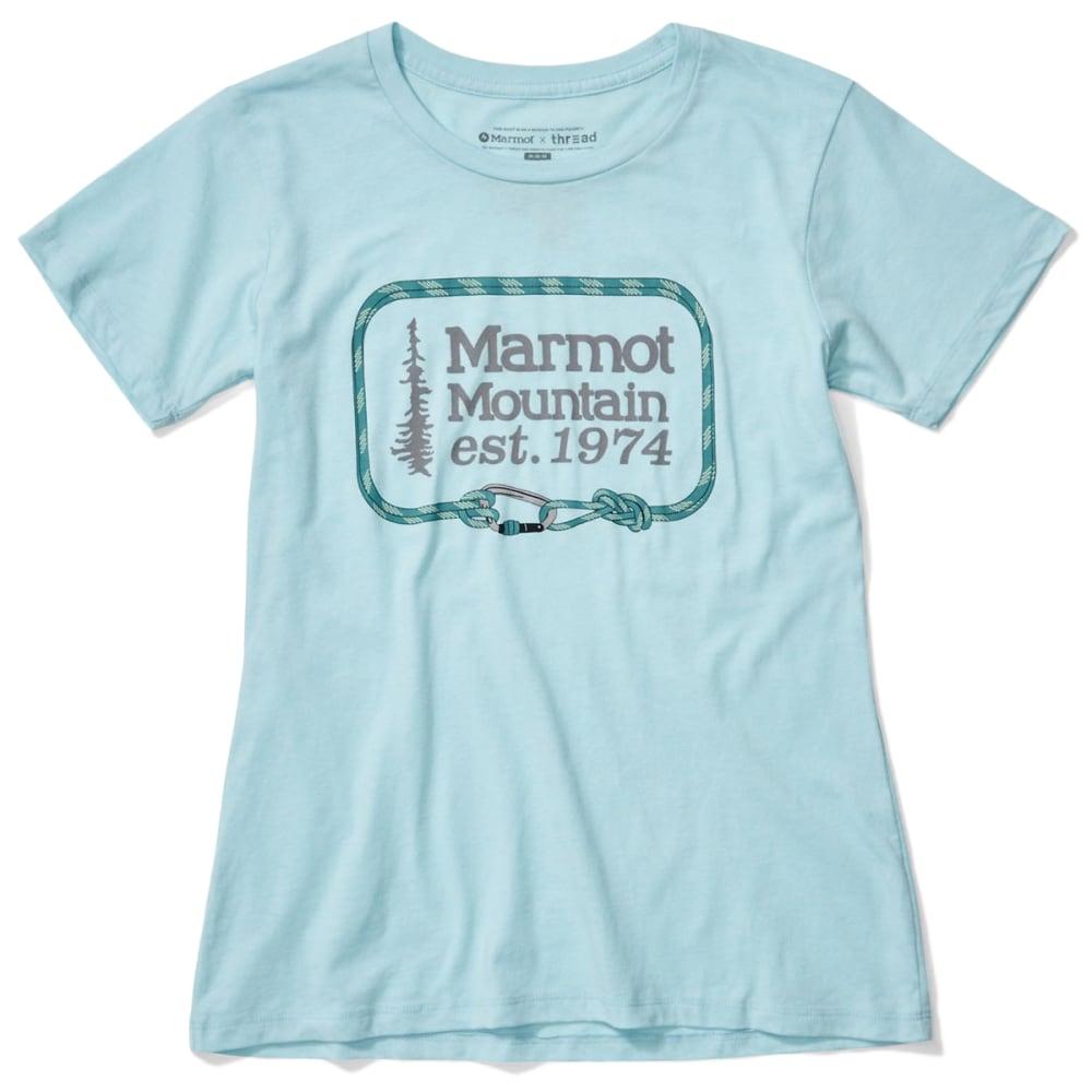 MARMOT Women's Ascender Short-Sleeve Tee M