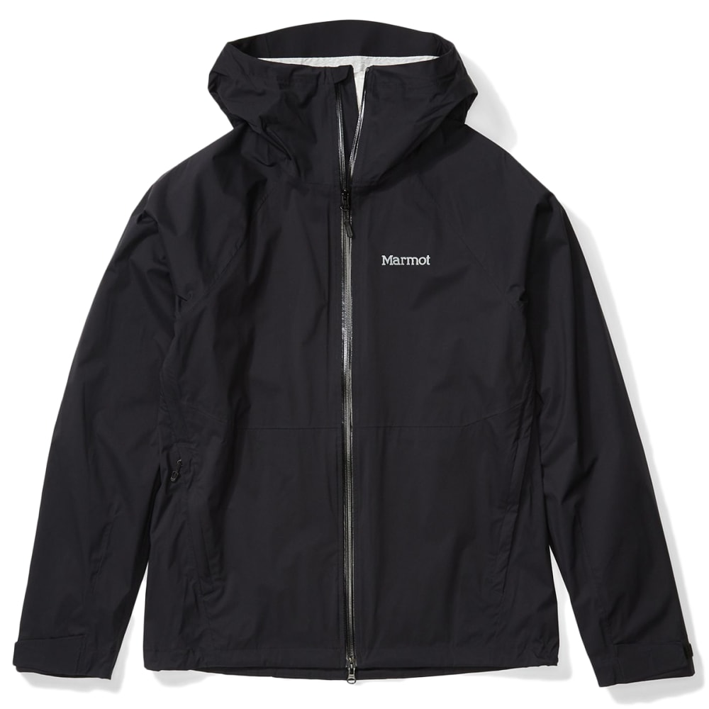 MARMOT Men's PreCip Stretch Jacket - 001 BLACK