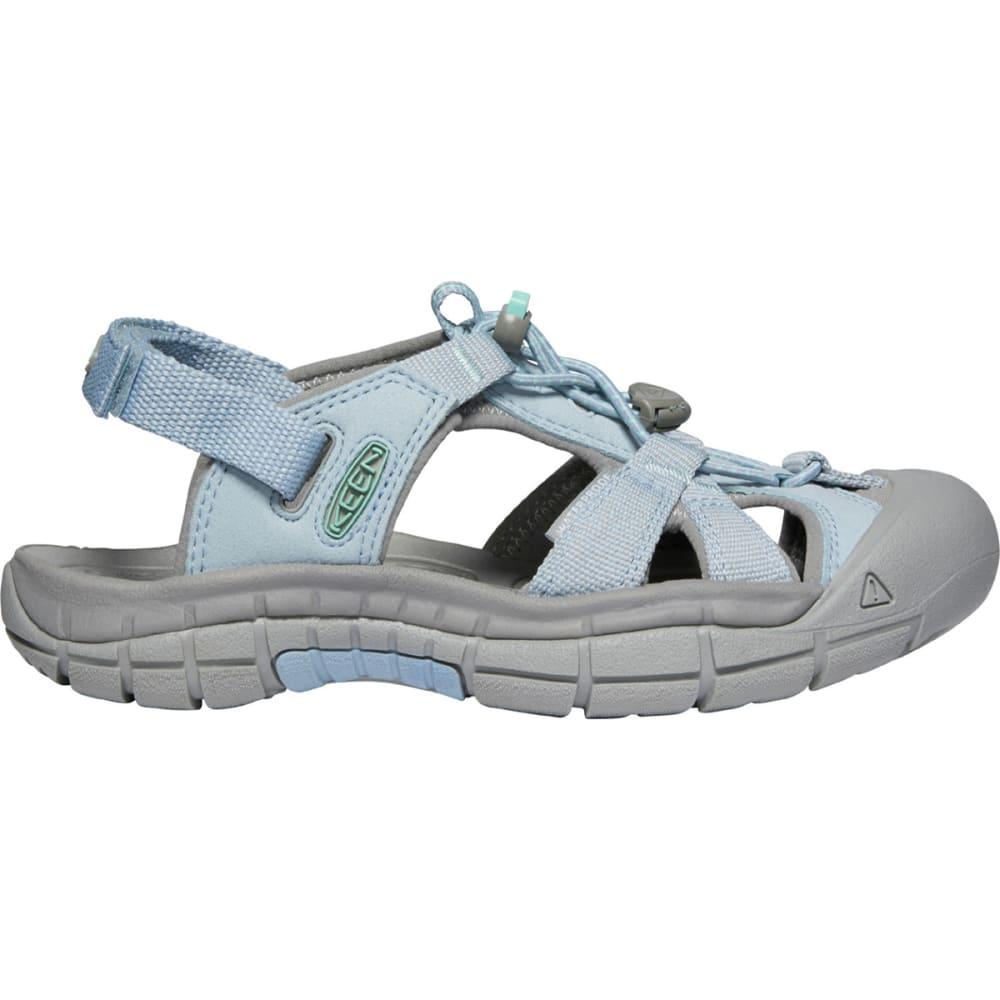 KEEN Women's Ravine H2 Sandals - BLUE FOG/OCEAN WAVE