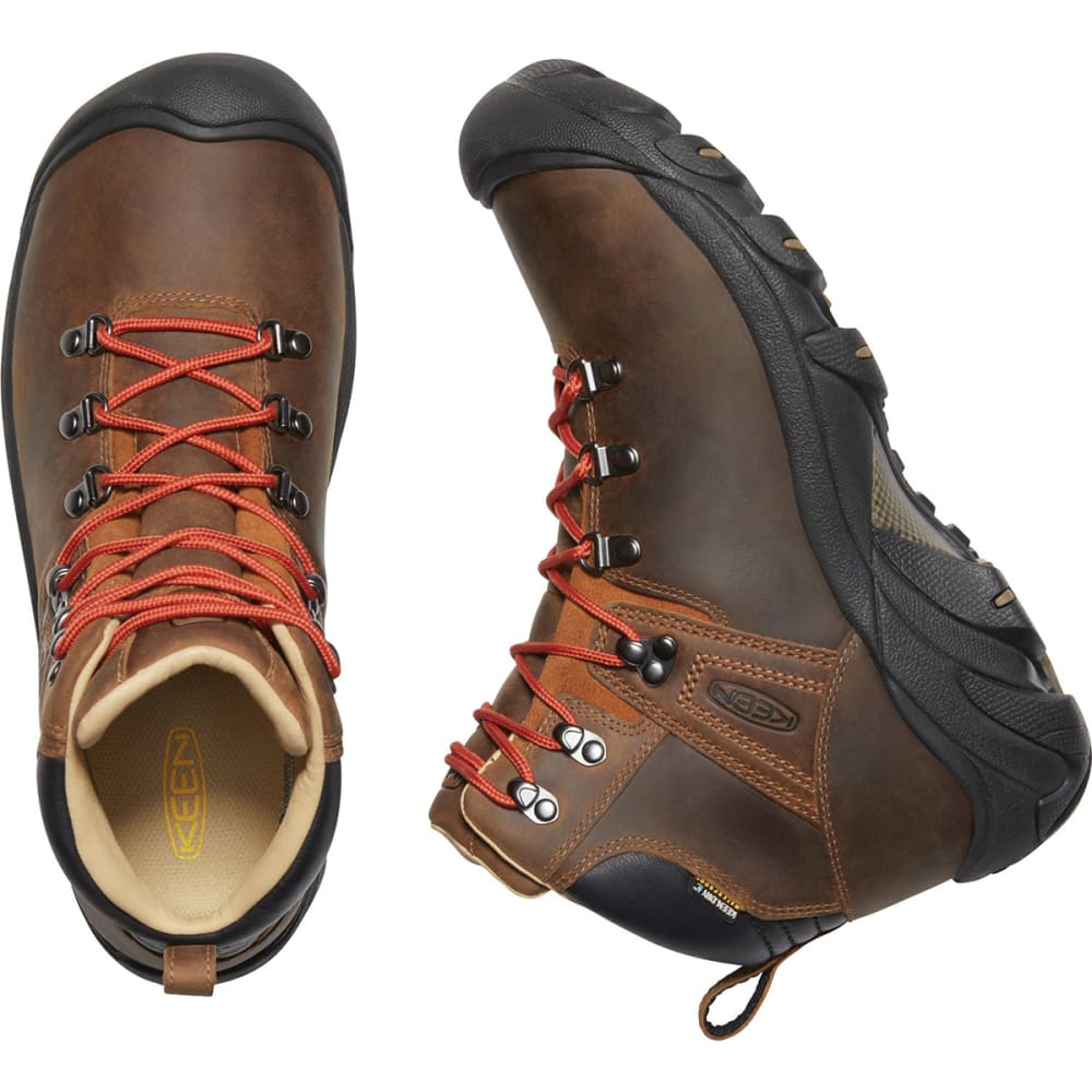 KEEN Men's Pyrenees Hiking Boot - SYRUP
