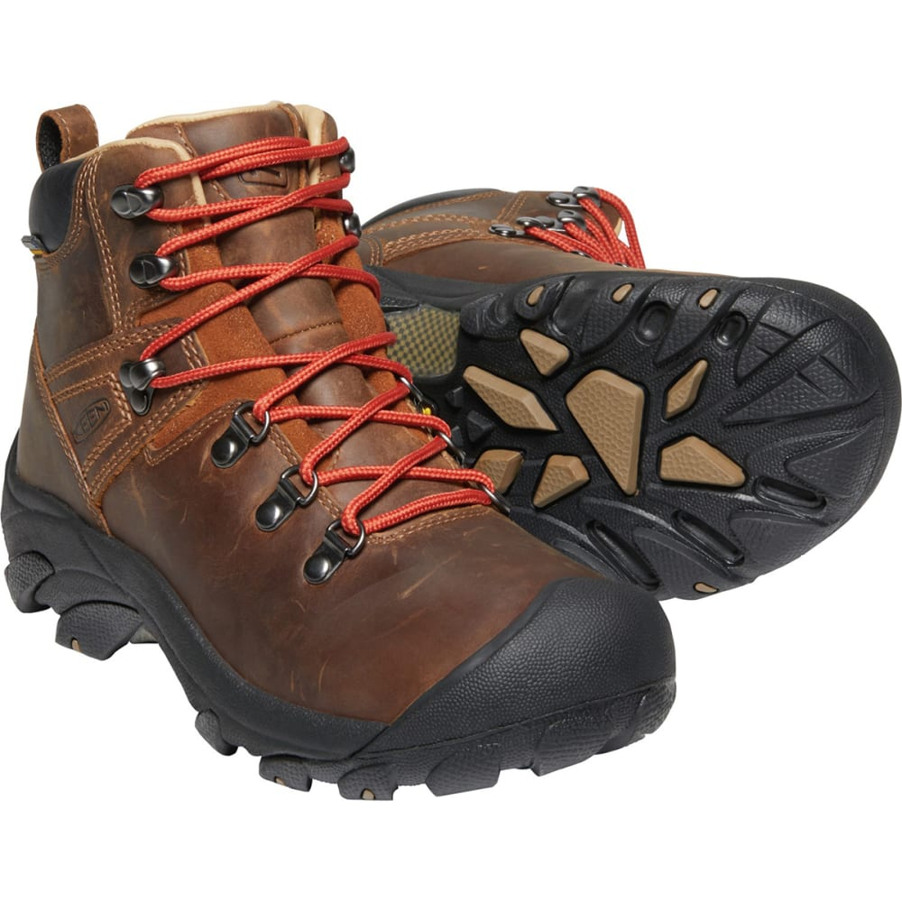 KEEN Women's Pyrenees Hiking Boots - SYRUP