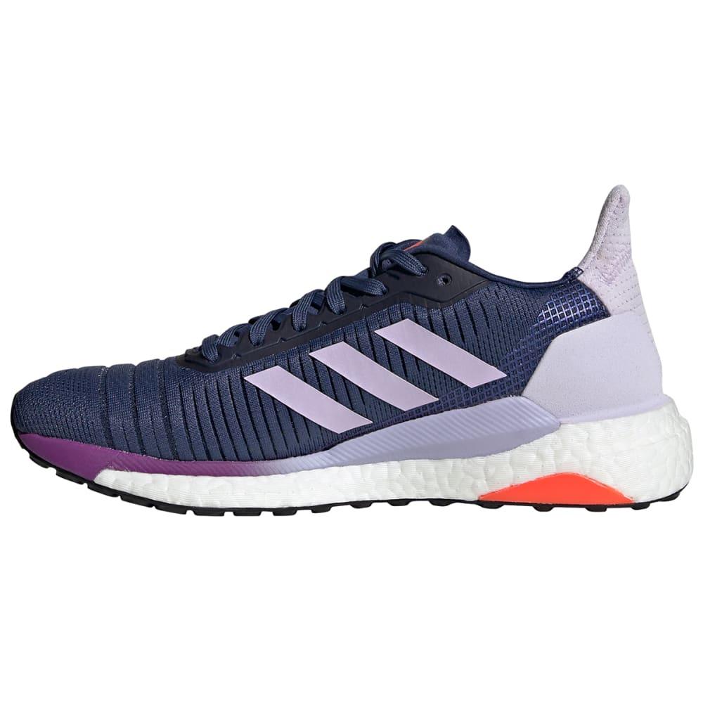 ADIDAS Women's Solar Glide 19 Running Shoes - TECH INDIGO-EE4333