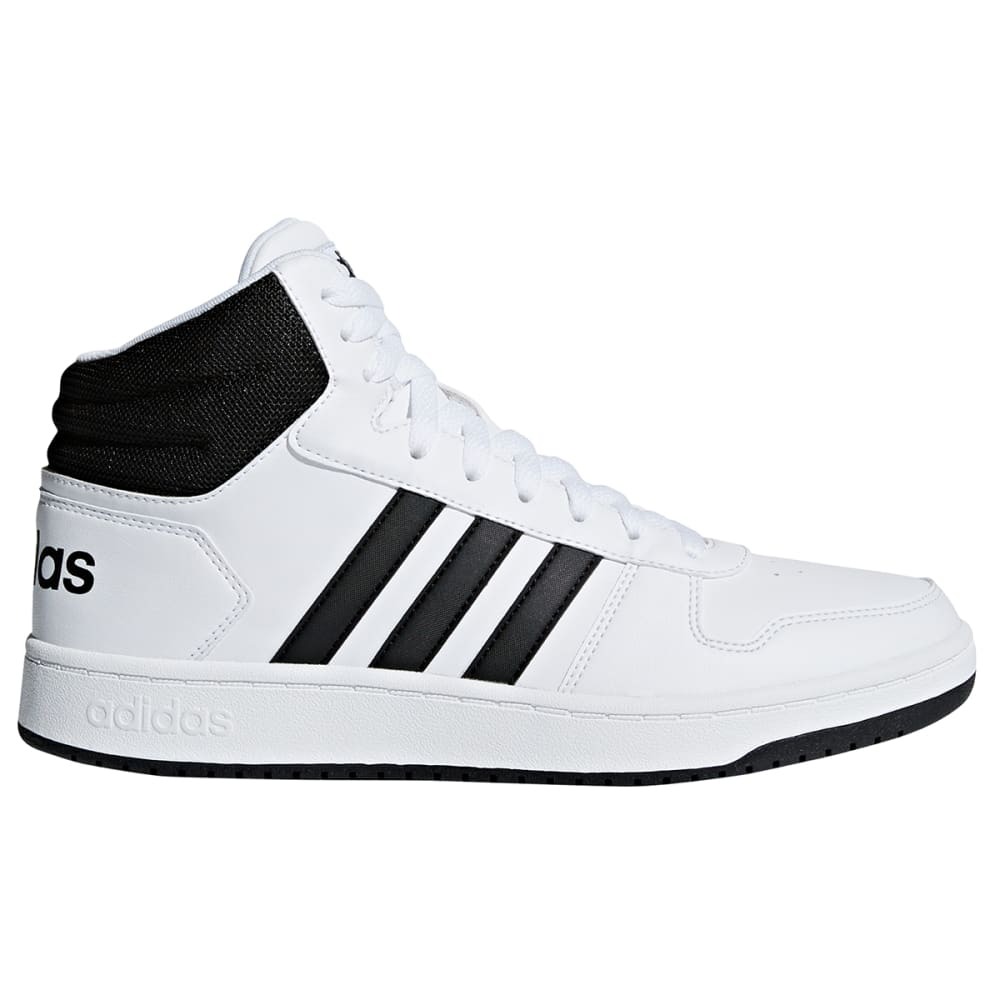 ADIDAS Men's Hoops 2.0 Mid Shoes 8