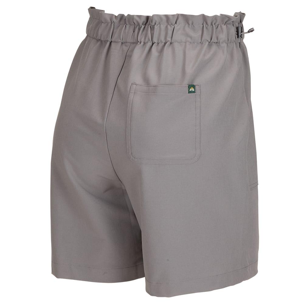 EMS Women's Aspire Paperbag Waist Shorts - DECEMBER SKY