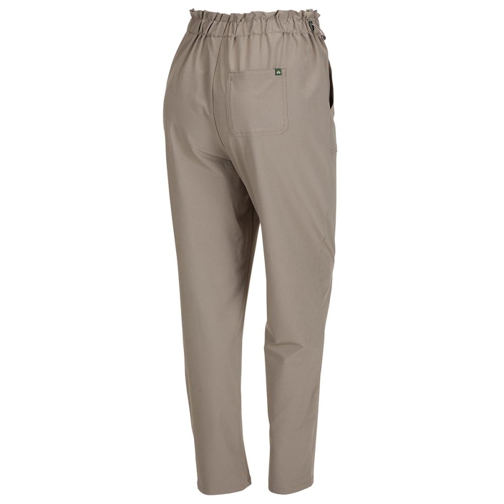 EMS Women's Aspire Paperbag Waist Pants - DRIFTWOOD