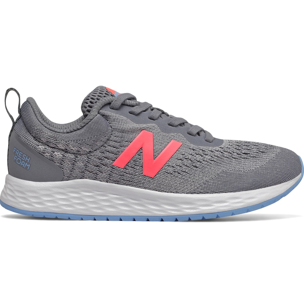 NEW BALANCE Girls' Fresh Foam Arishi V3 Sneaker 3.5