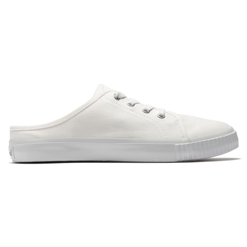 TIMBERLAND Women's Skyla Bay Mule Slip-On Sneakers - WHITE