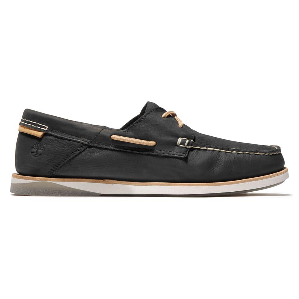 TIMBERLAND Men's Atlantis Break Boat Shoe - BLACK