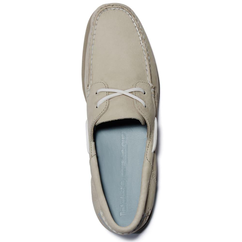 TIMBERLAND Men's Atlantis Break Boat Shoe - LIGHT TAUPE