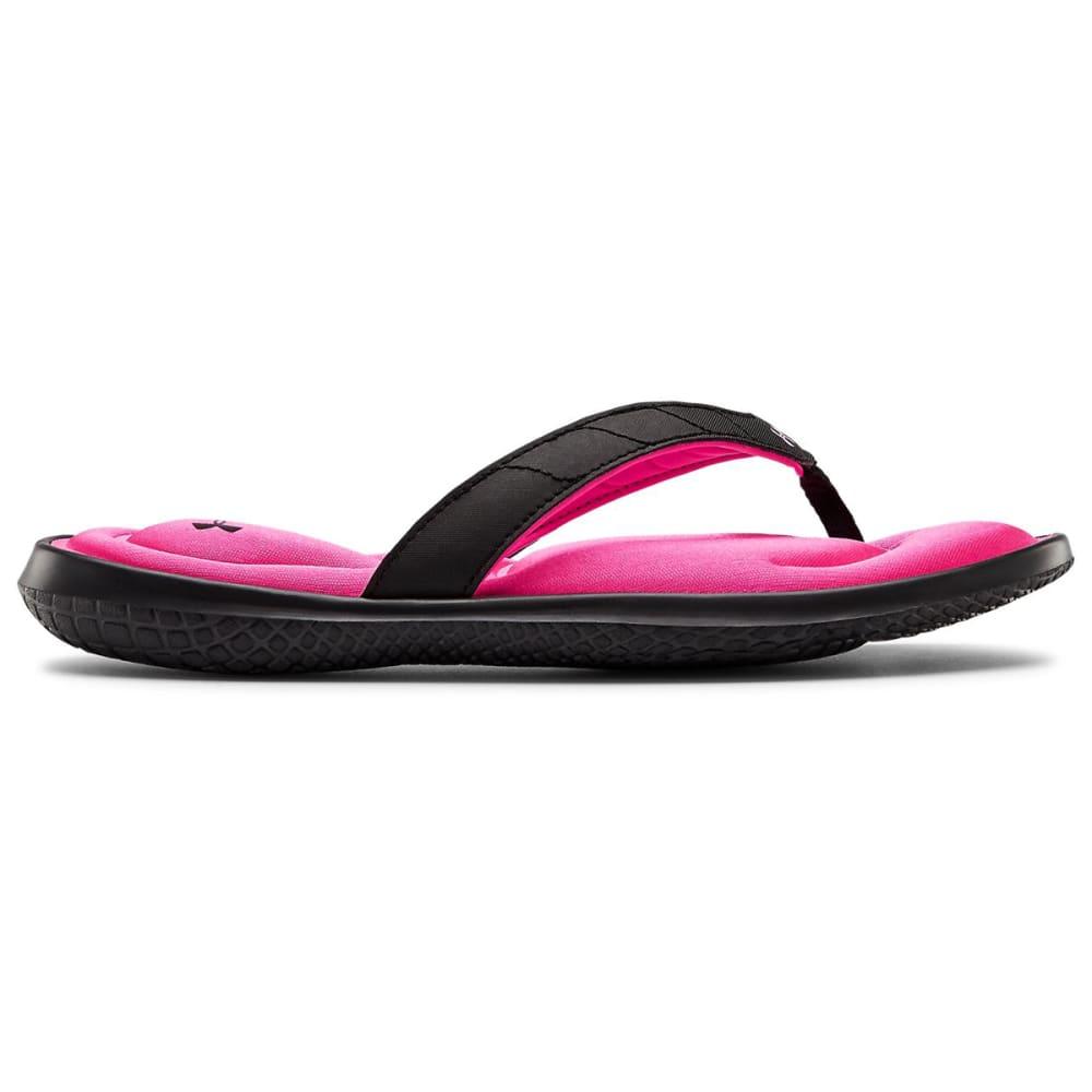 UNDER ARMOUR Women's Marbella VII Slide Sandals 6