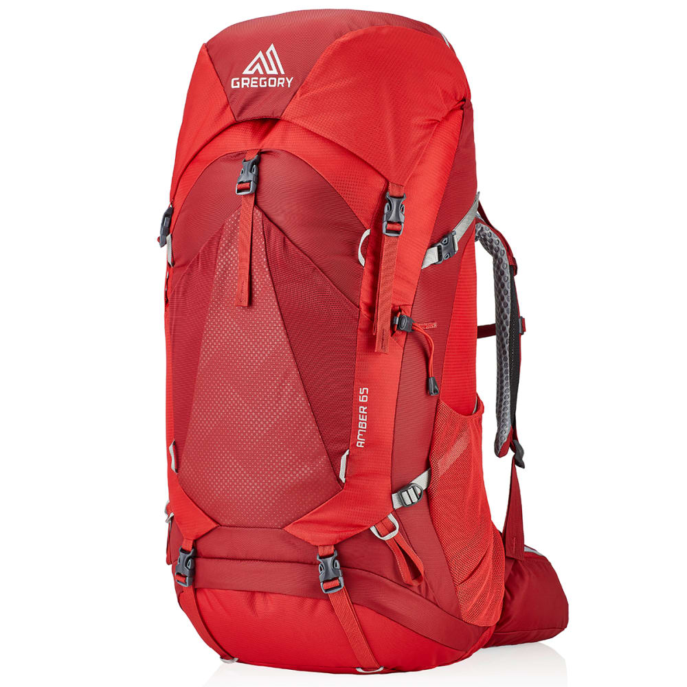 GREGORY Women's Amber 65 Backpack - SIENNA RED T430