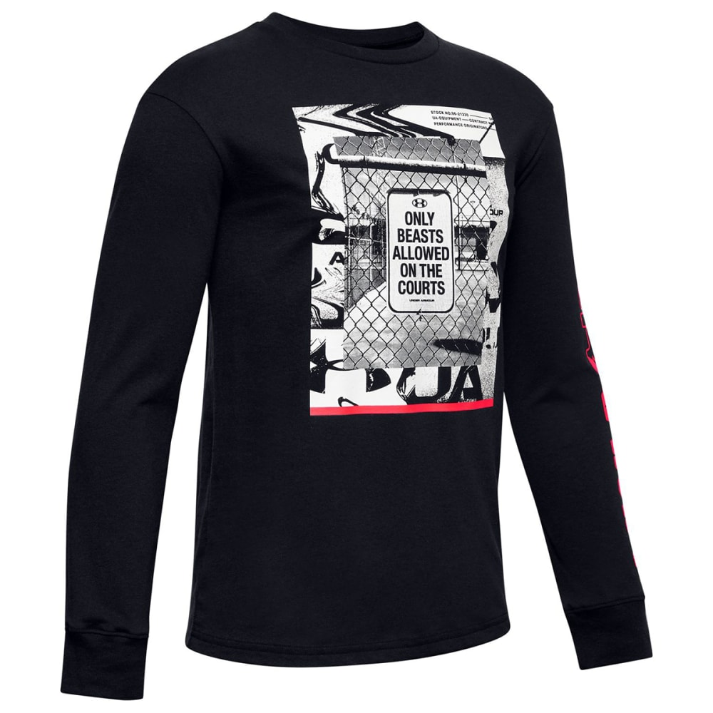 UNDER ARMOUR Boys' Only Beasts Graphic Tee S