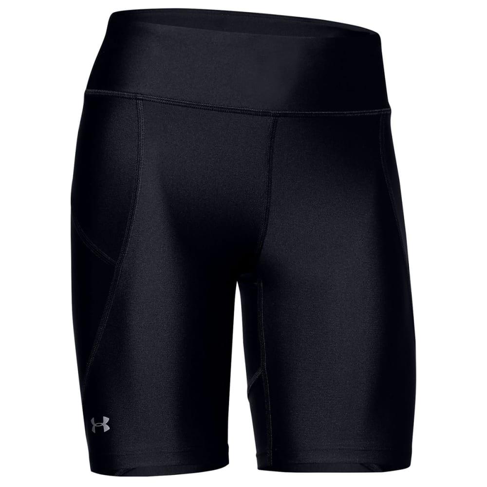 UNDER ARMOUR Women's HeatGear Bike Shorts S