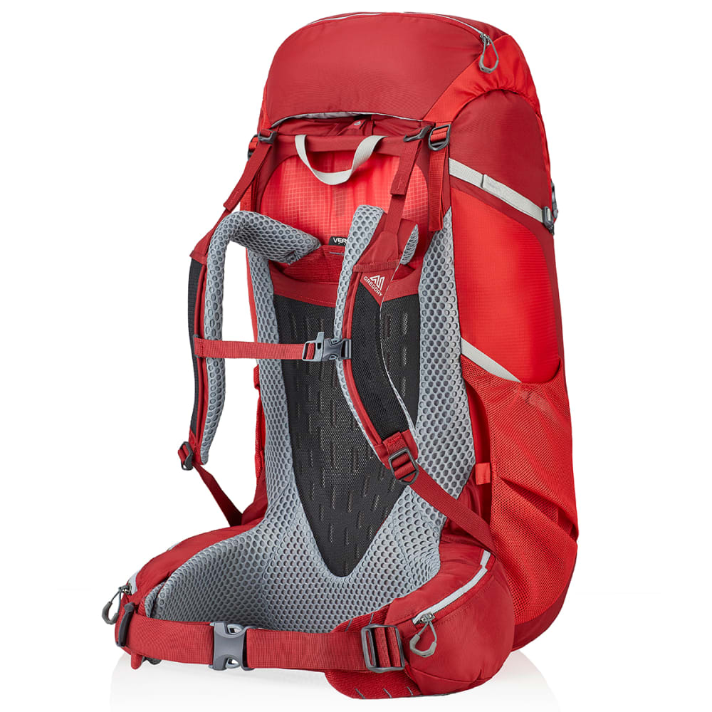 GREGORY Women's Amber 55 Backpack - SIENNA RED T430