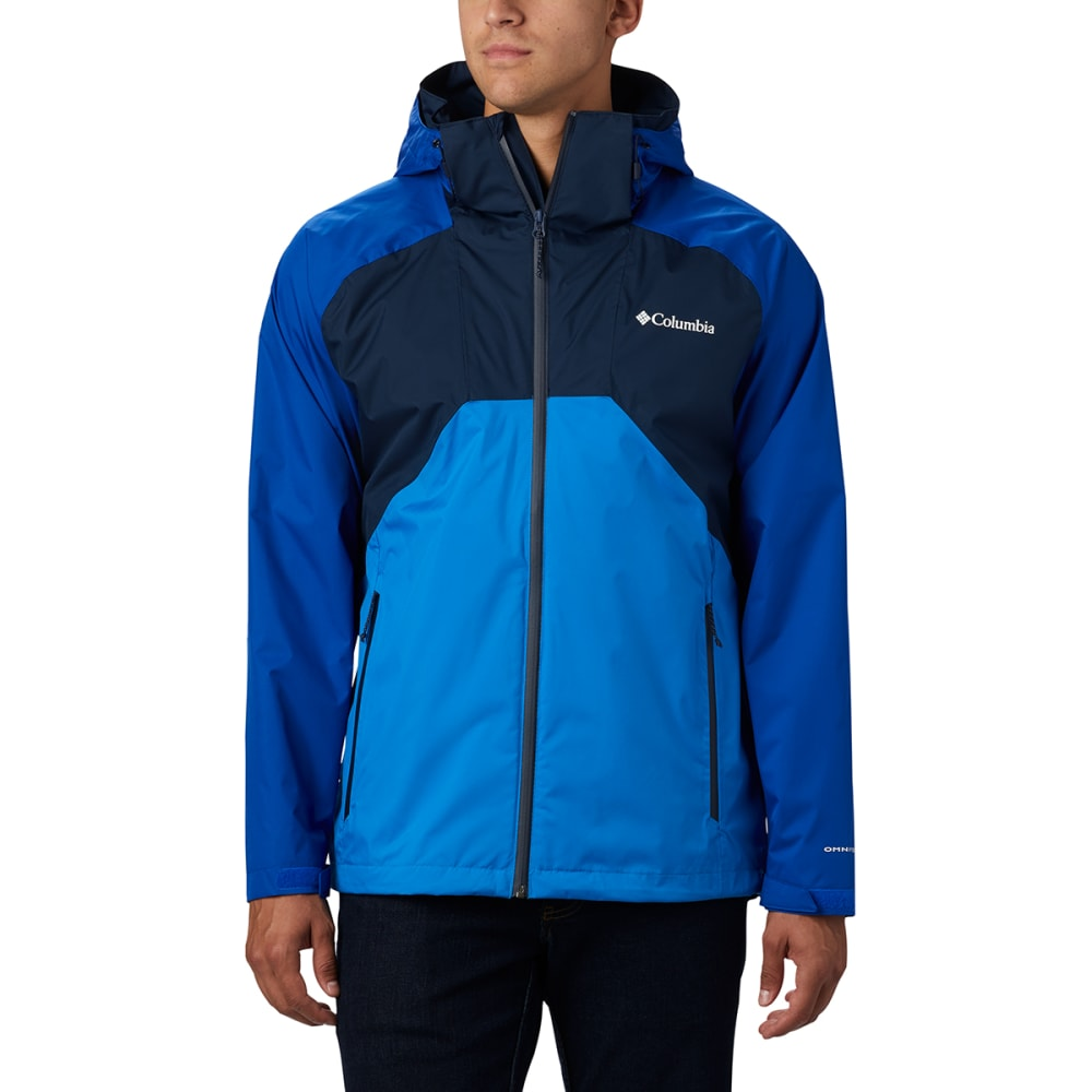 COLUMBIA Men's Rain Scape Jacket S