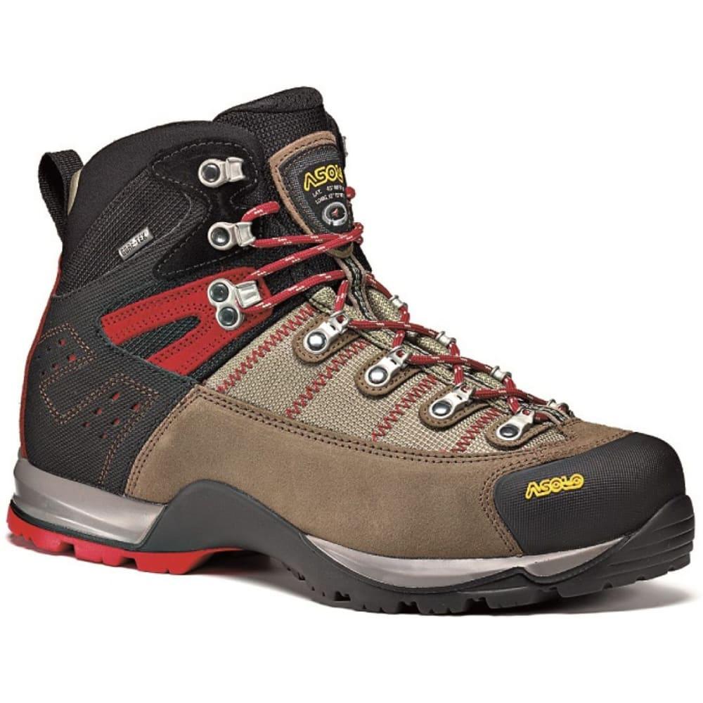 ASOLO Men's Fugitive GTX Hiking Boot, Wide Width 8