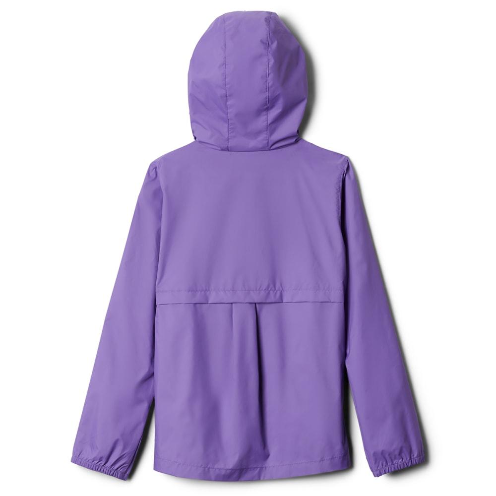 COLUMBIA Girls' Switchback 2 Jacket - 576 GRAPE GUM