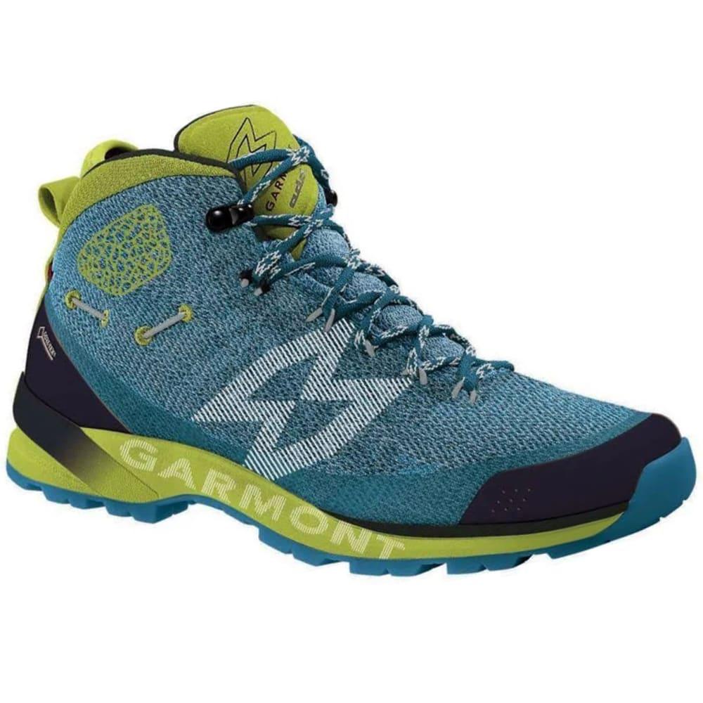 GARMONT Women's Atacama GTX Mid Hiking Boot - BLUE/GREEN