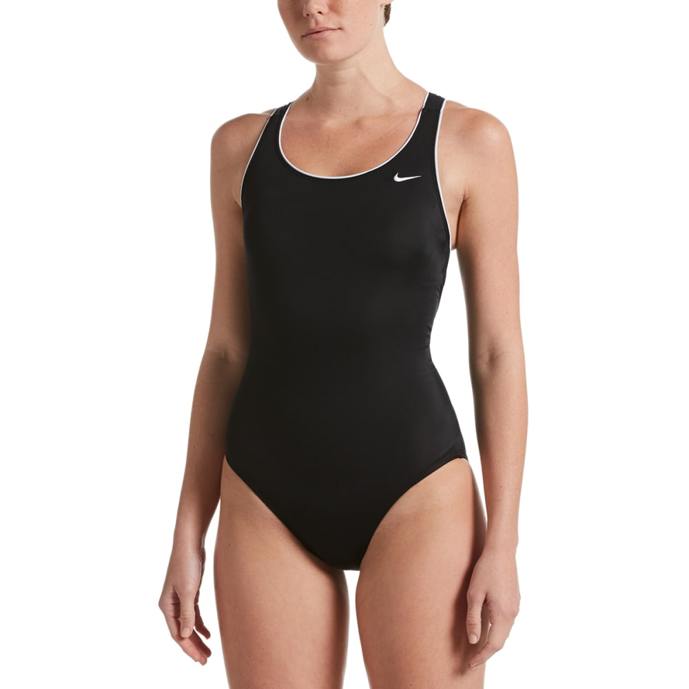 NIKE Women's Laser Crossback One Piece Swimsuit S