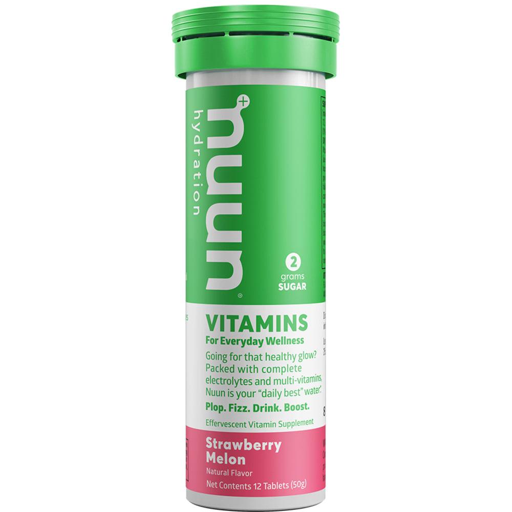 NUUN Vitamins Hydration Tablets NO SIZE