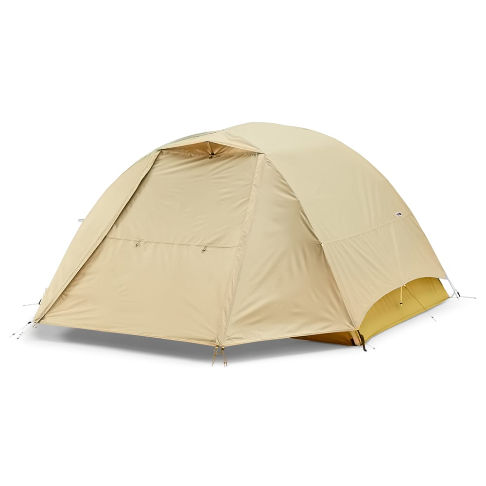 THE NORTH FACE Eco Trail 3 Tent - STINGER YELLOW/BLUE