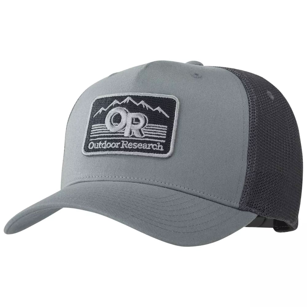 OUTDOOR RESEARCH Men's Advocate Trucker Cap - 1771 LEAD