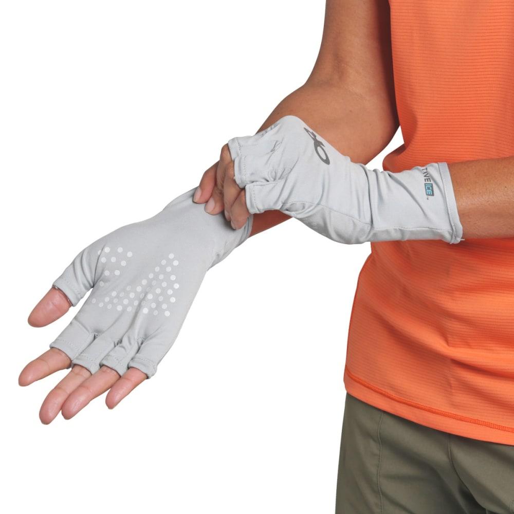 OUTDOOR RESEARCH Men's Activeice Spectrum Sun Gloves - 0050 ALLOY