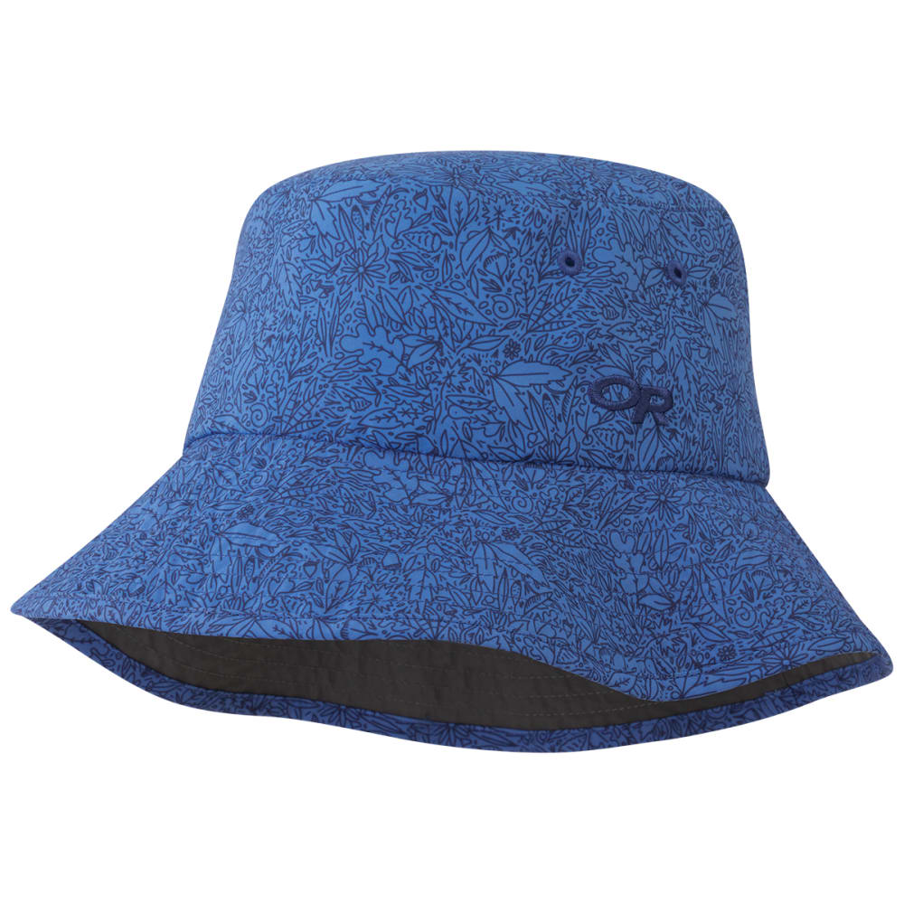 OUTDOOR RESEARCH Women's Solaris Sun Bucket Hat - 1783 CHAMBRAY