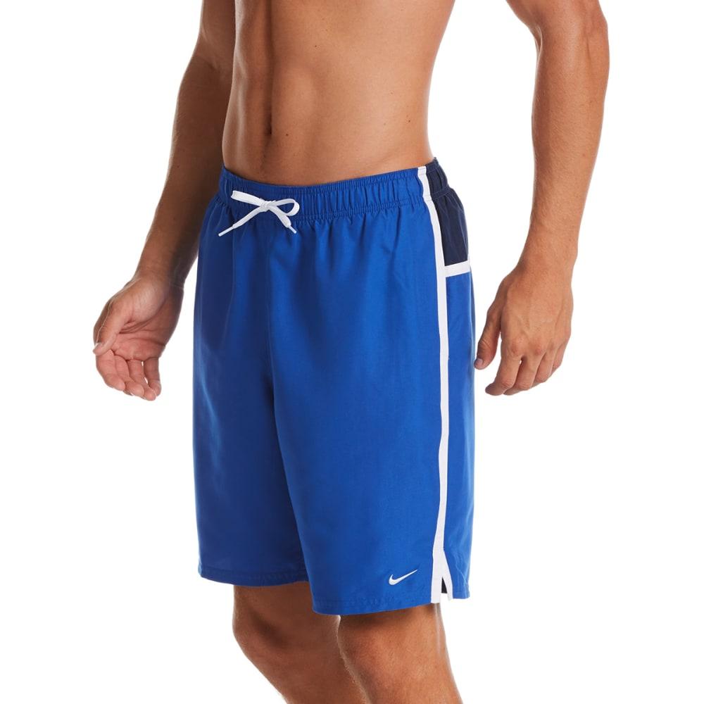 "NIKE Men's Diverge 9"" Swim Trunks XL"