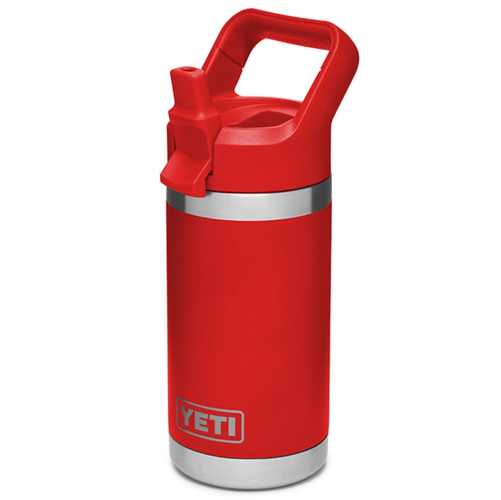 YETI Kids' Rambler JR. 12 OZ Bottle - CONYON RED