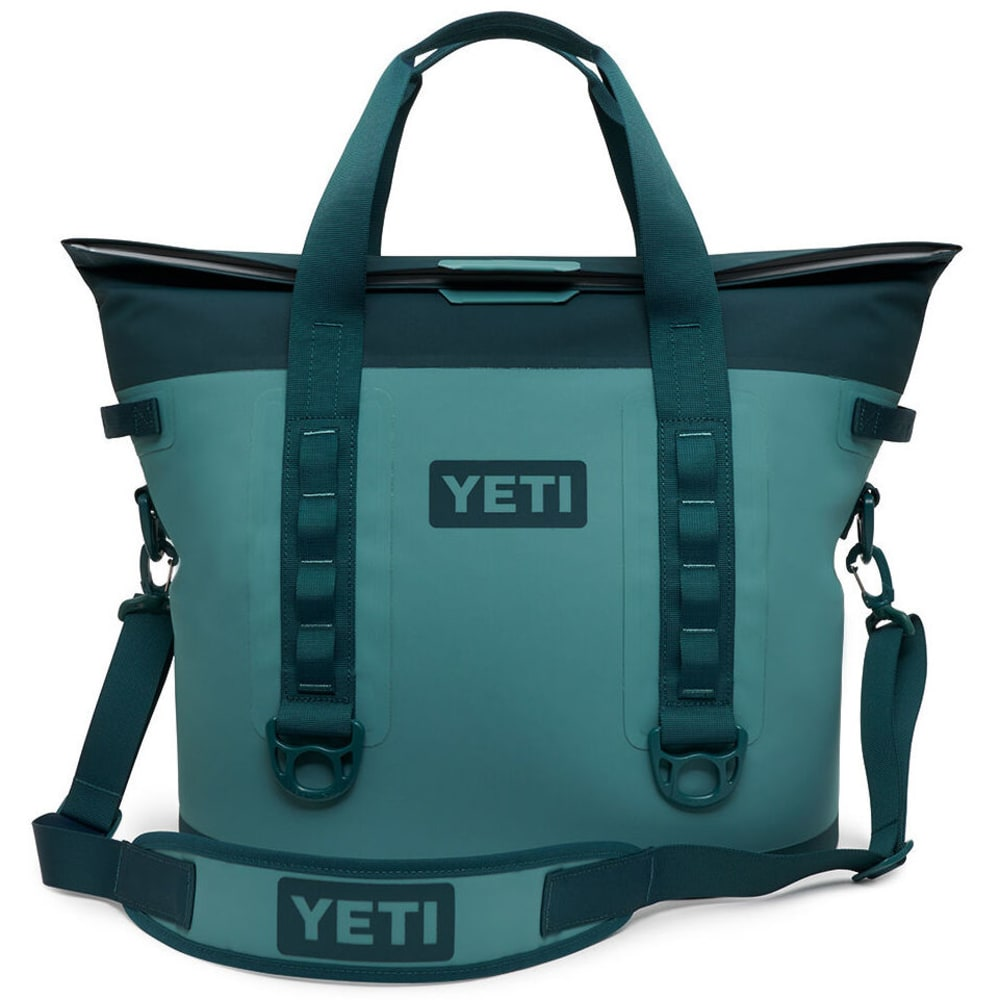 YETI Hopper M30 Soft Cooler - RIVER GREEN