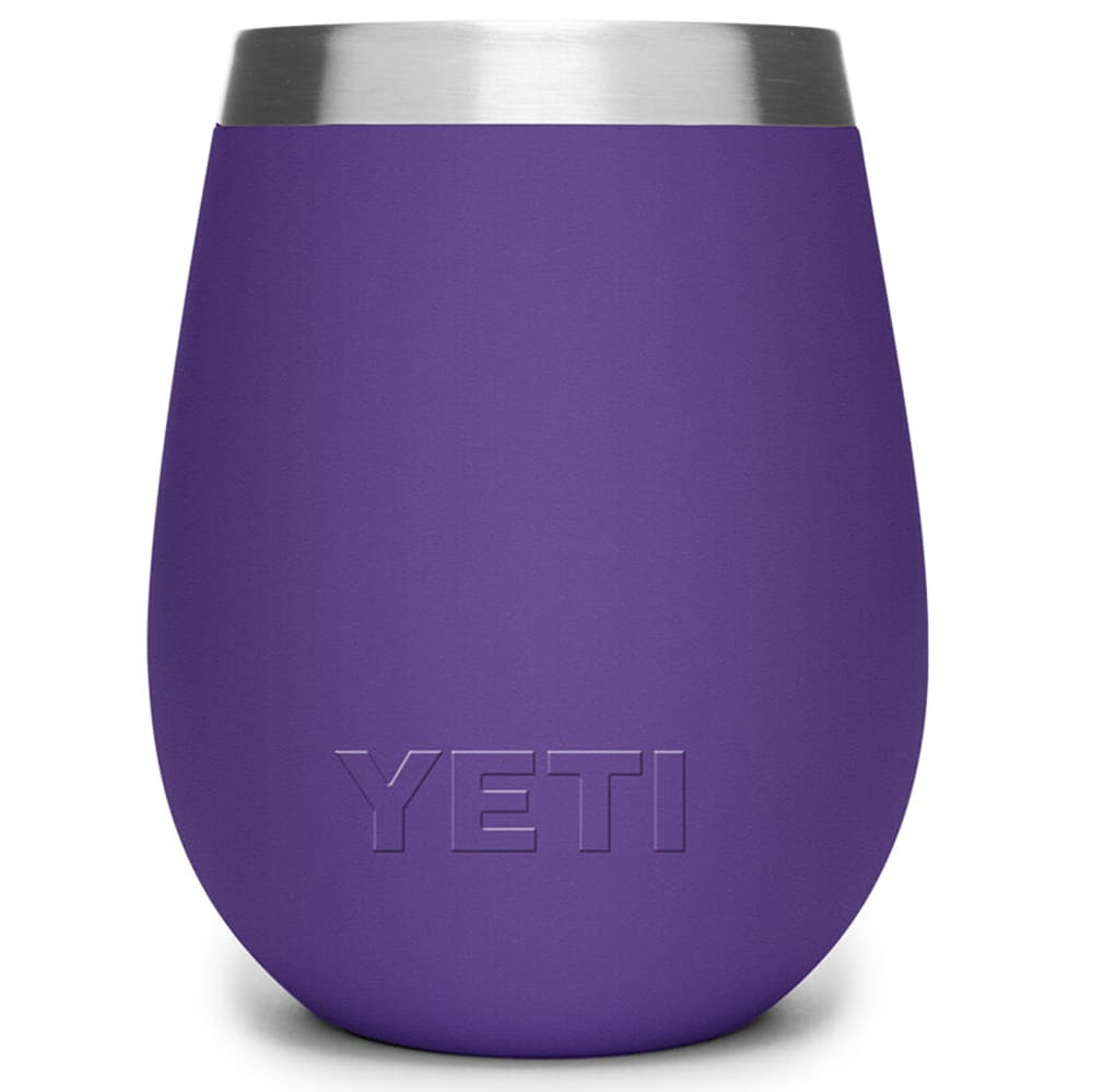 YETI Rambler 10 OZ Wine Tumbler - PEAK PURPLE