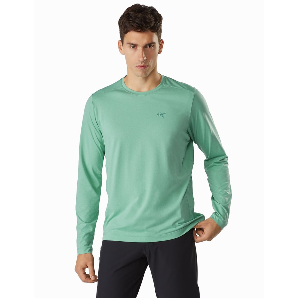 ARC'TERYX Men's Remige Long-Sleeve Shirt - KEPLER