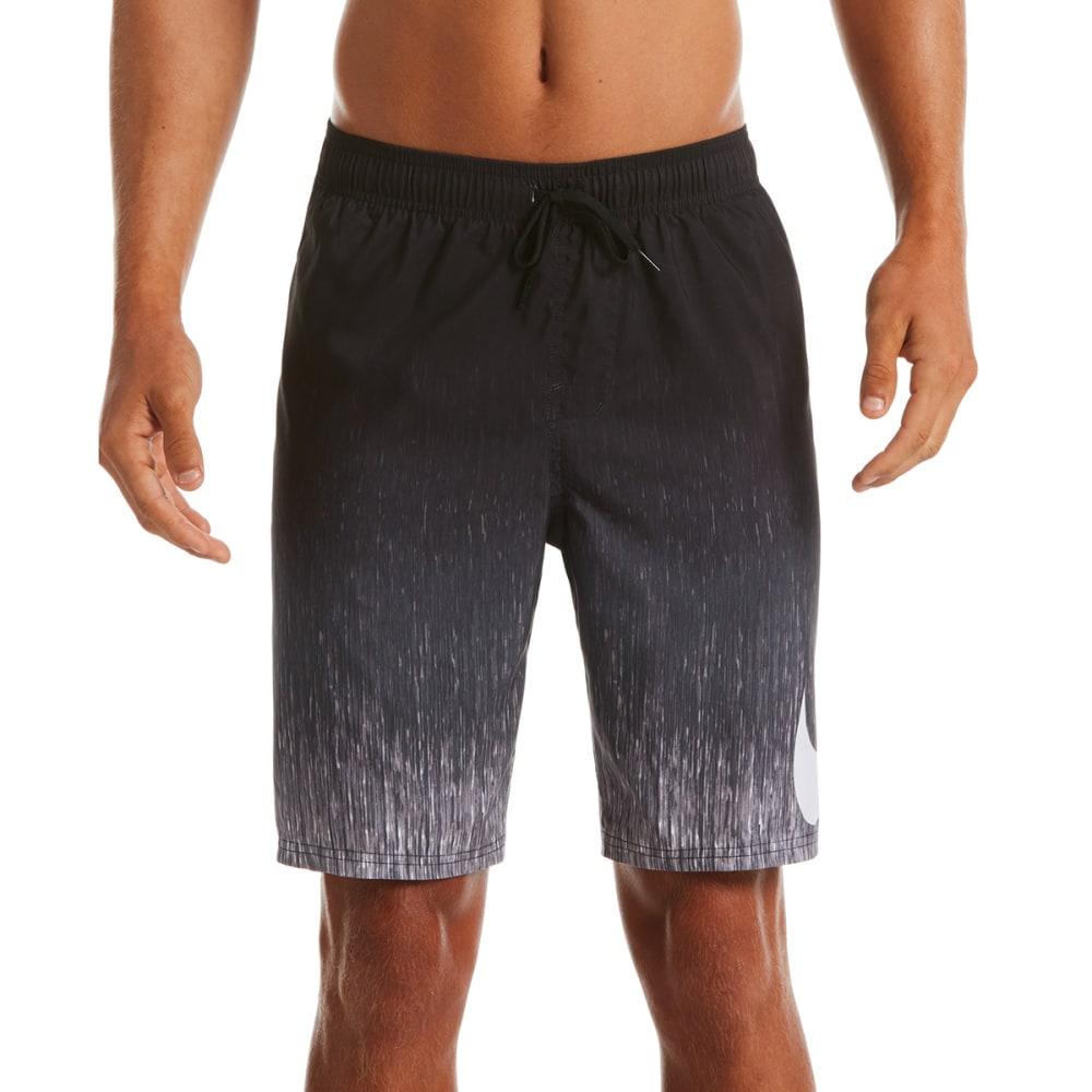 "NIKE Men's Breaker 9"" Volley Swim Shorts - 001 BLACK"