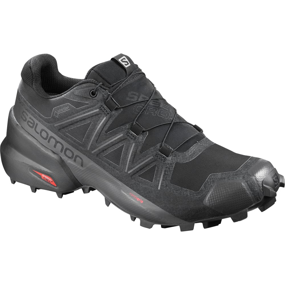 SALOMON Men's Speedcross 5 GTX Trail Running Shoe 8